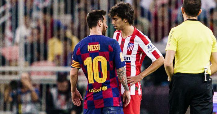 Lionel Messi Joao Felix TEAMtalk