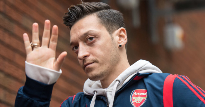 Joorabchian points finger of blame over 'stupid' Ozil situation at Arsenal