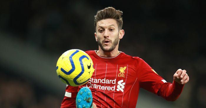 Adam Lallana Liverpool - Disbelief about Solskjaer's approach for Fernandes; one change for Klopp
