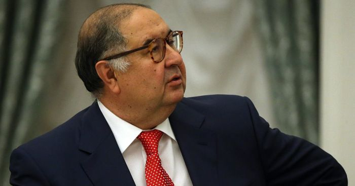 Usmanov weighs in with £30m deal as Russian strengthens Everton ties