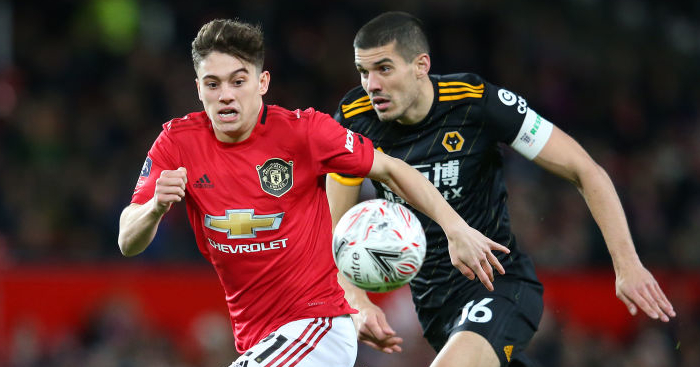 Daniel James Conor Coady Getty