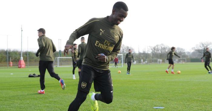 Arteta makes intriguing U-turn on Nketiah with masterplan for Arsenal ace