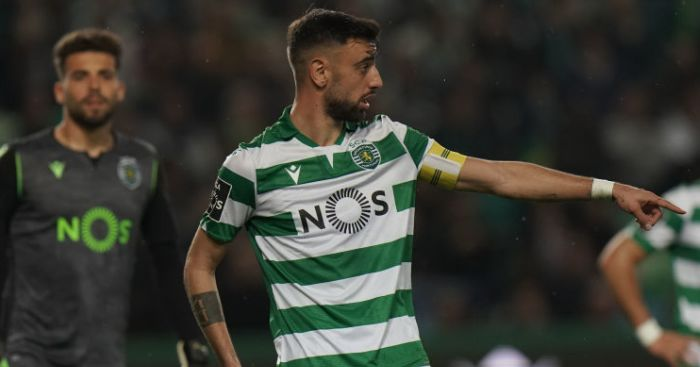 Concerns for Man Utd after Bruno Fernandes reaction in Lisbon derby