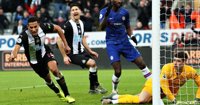 Lampard admits Chelsea 'have problems up front' after Newcastle loss | teamtalk.com