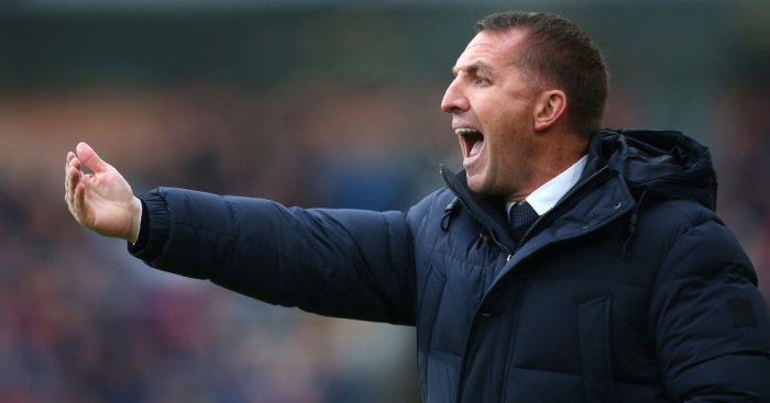 Rodgers admits Leicester have to change their focus after another slip up