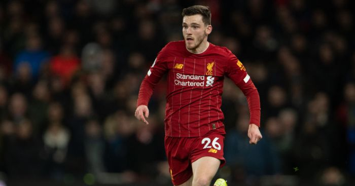 Andy Robertson Liverpool TEAMtalk