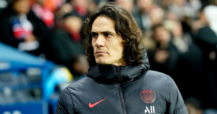 cavani 11 - Club chief goes public with confidence about exciting Man Utd winger deal