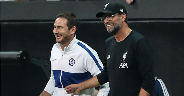 Frank Lampard names three things that make Liverpool so 'incredible' - team talk