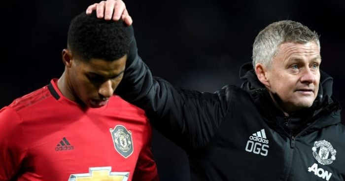 Solskjaer in a muddle as he desperately defends Rashford injury setback - team talk