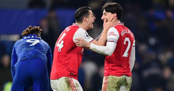 Ten-man Arsenal peg back Chelsea twice in Stamford Bridge thriller - Teamtalk.com