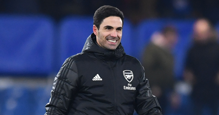 Arsenal star reveals players were 'hesitant' about trusting Arteta