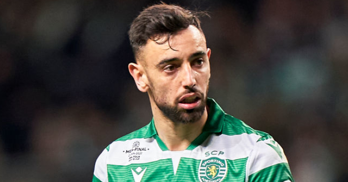 Bruno Fernandes in angry farewell as Sporting Lisbon drop Man Utd transfer hint
