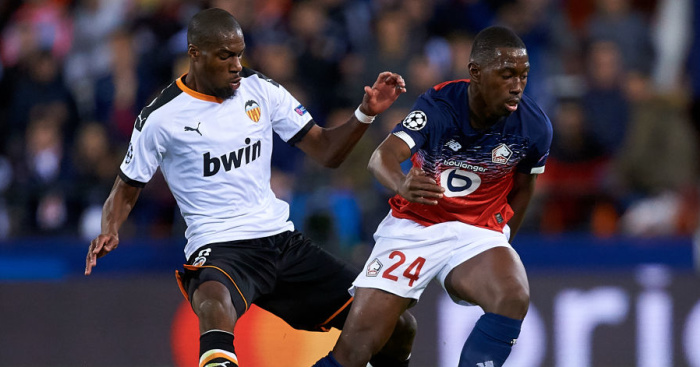 Boubakary.Soumare.Geoffrey.Kondogbia - Euro Paper Talk: Tottenham make incredible late play to sign Lyon star; Man Utd close on exciting Atalanta attacker