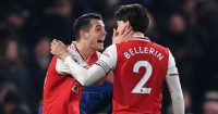 Xhaka Bellerin TEAMtalk