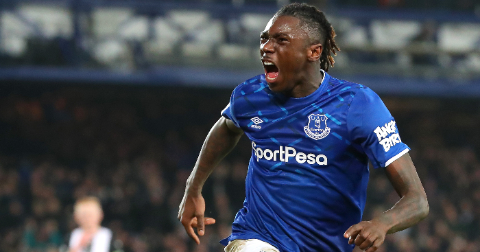 Everton striker aims to score regularly after finally getting off the mark