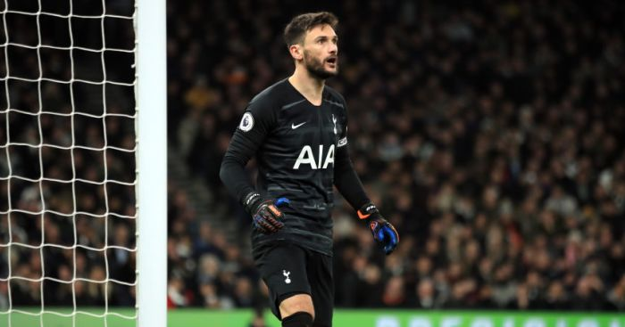 Hugo Lloris TEAMtalk