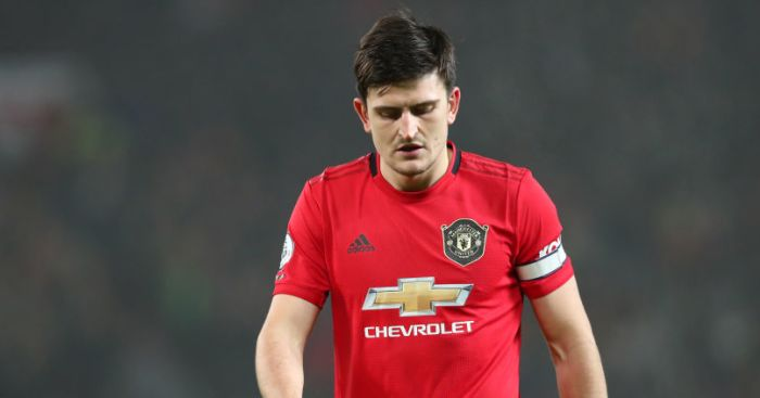 Harry Maguire Man Utd TEAMtalk