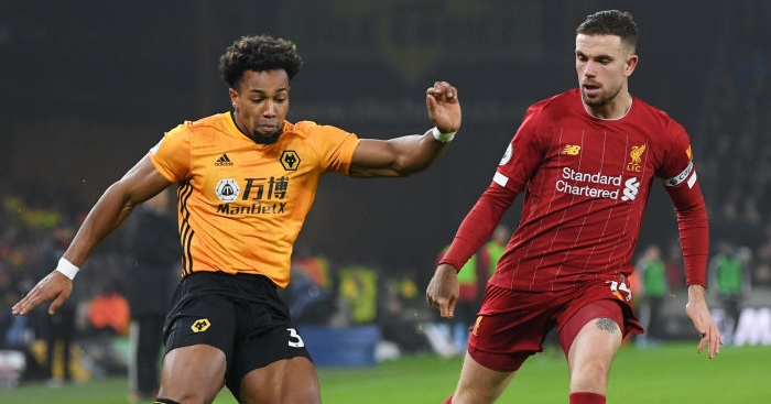 Adama Traore Sends Liverpool Message As Klopp Purrs Over Wolves Star