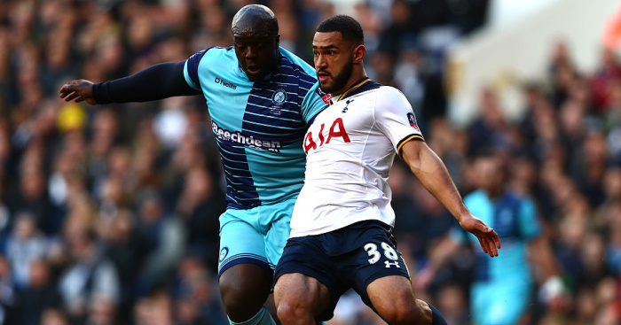 EXCLUSIVE: Four Champ clubs battle to sign Tottenham's Carter-Vickers - team talk