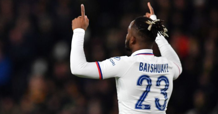 Batshuayi, Tomori score as Chelsea progress in FA Cup after late scare