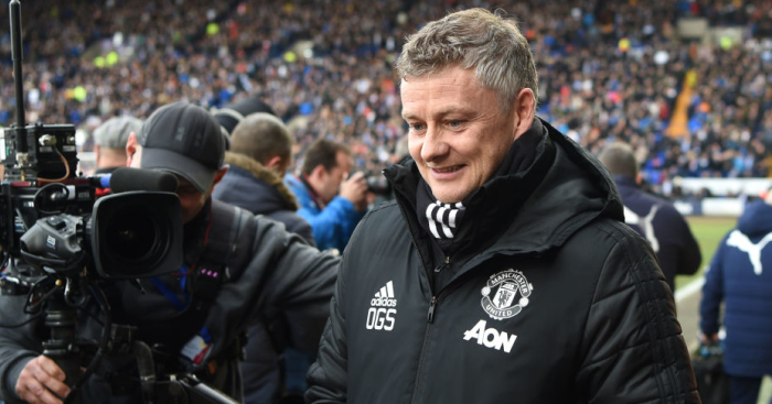 Solskjaer Issues Message To Man Utd Fans Over Controversial Chants