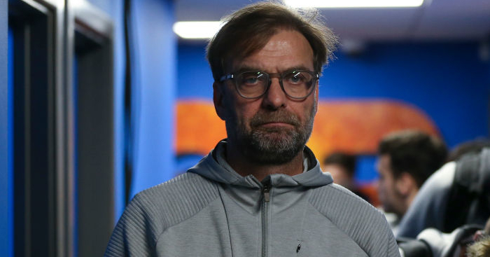Klopp puts Critchley in charge again as Liverpool stick two fingers up to FA Cup