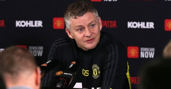 Solskjaer blocks Old Trafford exit for injured Man Utd man