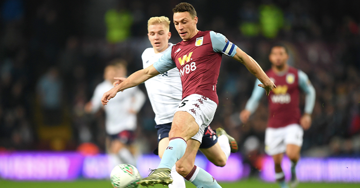 Stoke City take pole position in race for James Chester