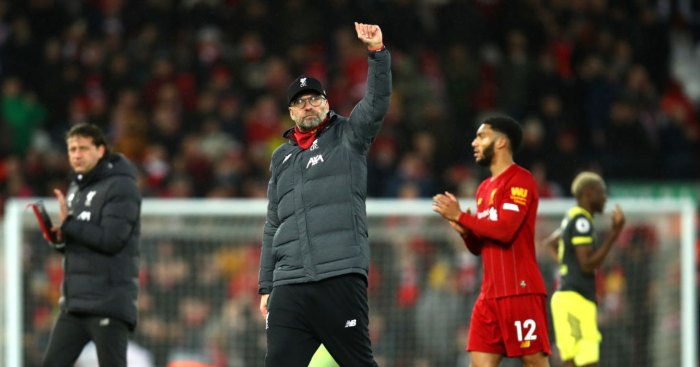Klopp explains why Liverpool's win over Southampton was a 'strange ...