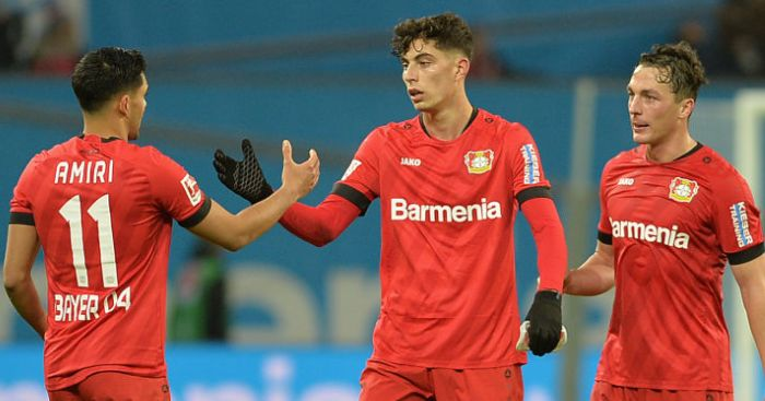 Major Kai Havertz twist could see Liverpool delay their move until 2021