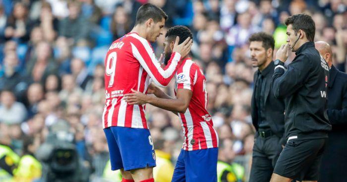 Atletico striker concern emerges ahead of Liverpool ties