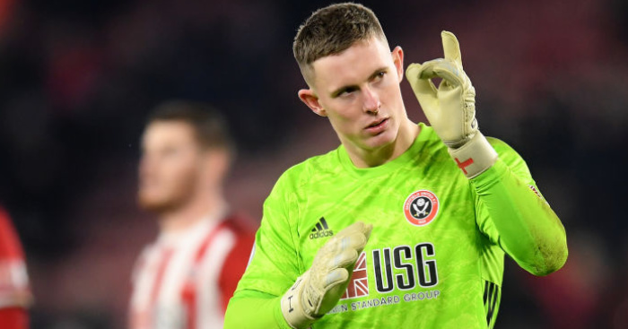 EXCLUSIVE: Man Utd ready to sell Dean Henderson on one condition