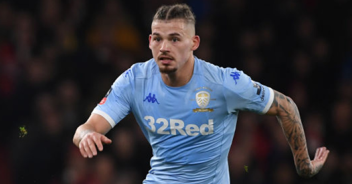 Kalvin Phillips sends message to Mourinho by declaring Leeds intentions - team talk