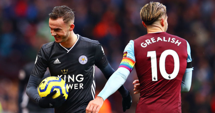 James Maddison, Jack Grealish TEAMtalk