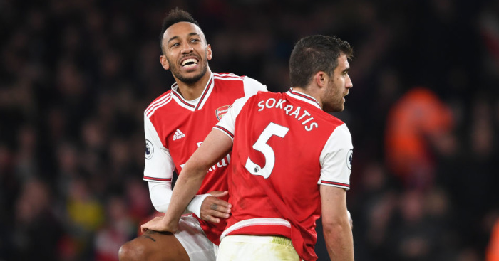 Aubameyang.Sokratis.Arsenal.TEAMtalk