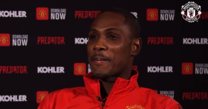 Odion Ighalo's loan extension at Man Utd just waiting for FA ratification - team talk