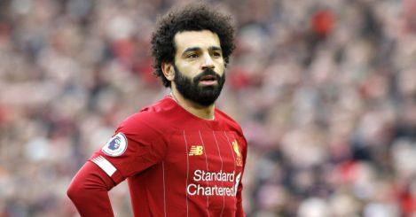 Mohamed Salah Liverpool TEAMtalk