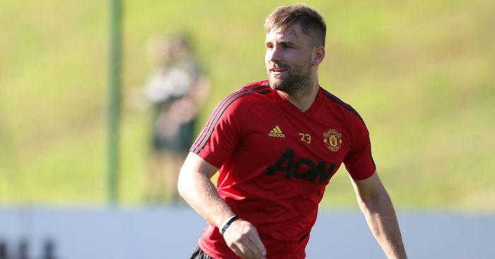 Luke Shaw urges Man Utd not to hide behind under-pressure Solskjaer