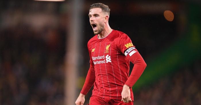 Henderson Liverpool TEAMtalk