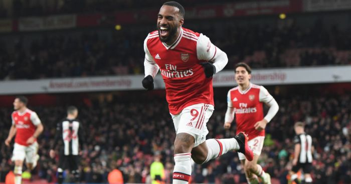 Lacazette opens up on being dropped after ending goal drought