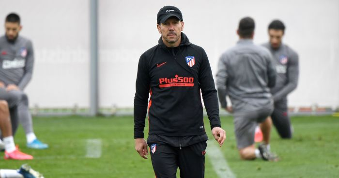 Diego Simeone TEAMtalk