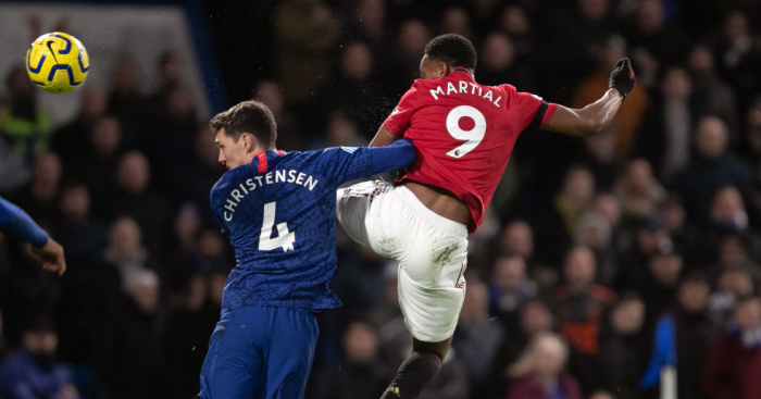 Maguire lucky to escape red as Man Utd sink Chelsea 2-0 in crazy game