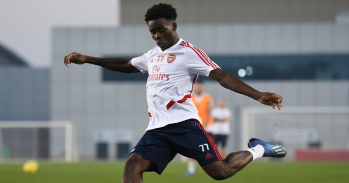 Saka speaks out after interest from across Europe rises in Arsenal teen - team talk