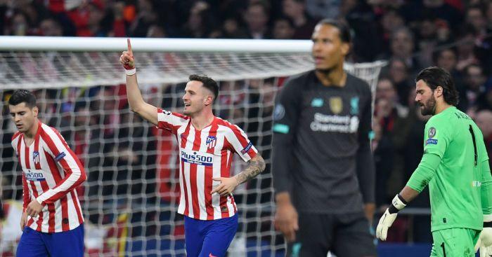 Saul scores winner as lacklustre Liverpool lose in Madrid - team talk