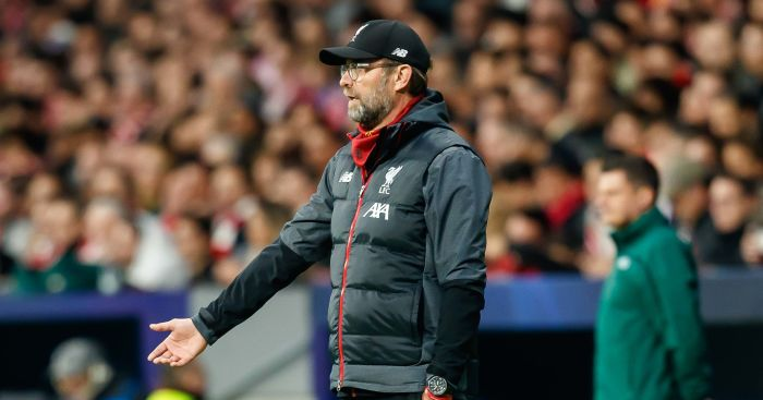 Klopp clears up concerns over Henderson and Mane after Atletico loss - team talk