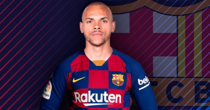 Ridiculous buy-out clause added as Barcelona seal Martin Braithwaite deal