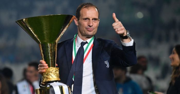 Allegri discusses future and why he's learning English amid Man Utd links