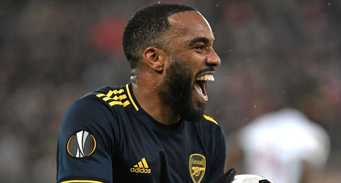 Arsenal offered choice of Man Utd target or defender in Lacazette swap - team talk