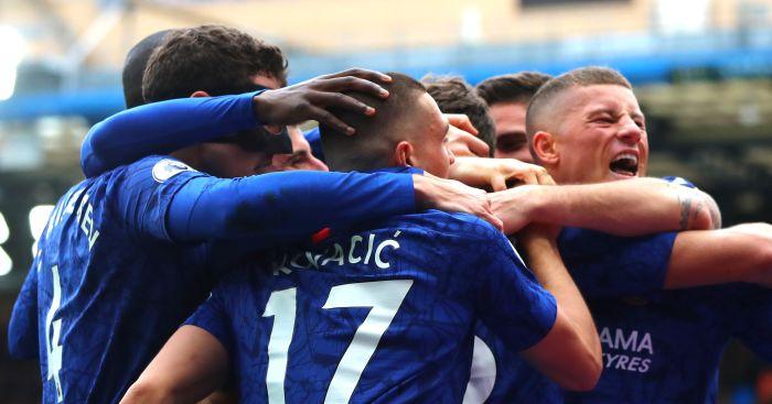 Chelsea tighten grip on Champions League spot with win over Tottenham - team talk