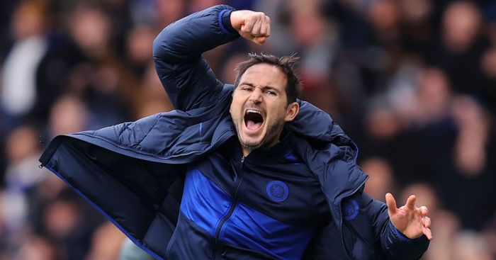 Frank Lampard Chelsea TEAMtalk